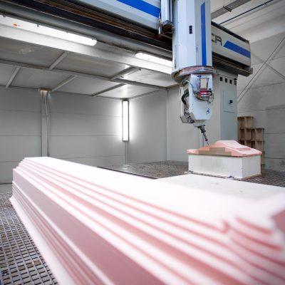 frezowanie CNC wielkogabarytowe Leszno - usługi